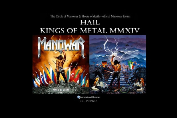 Wallpaper HAIL - Kings Of Metal