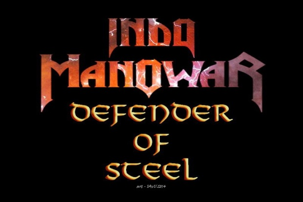 Wallpaper Indo ManOwaR - Defender Of Steel