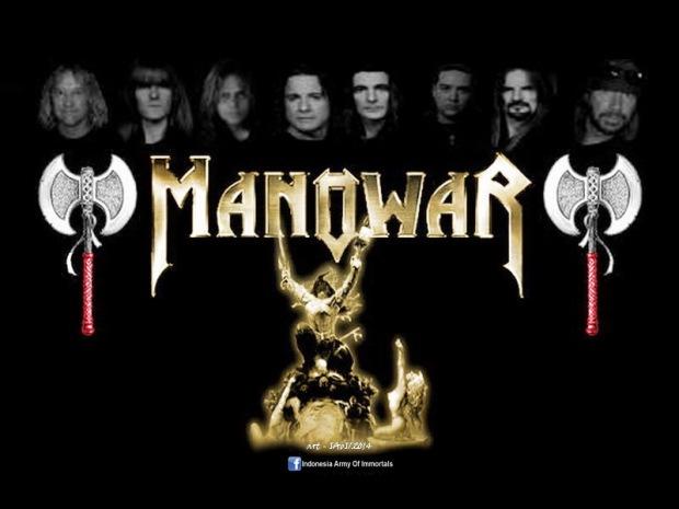 Indo ManOwaR - ManOwaR 1981-2014