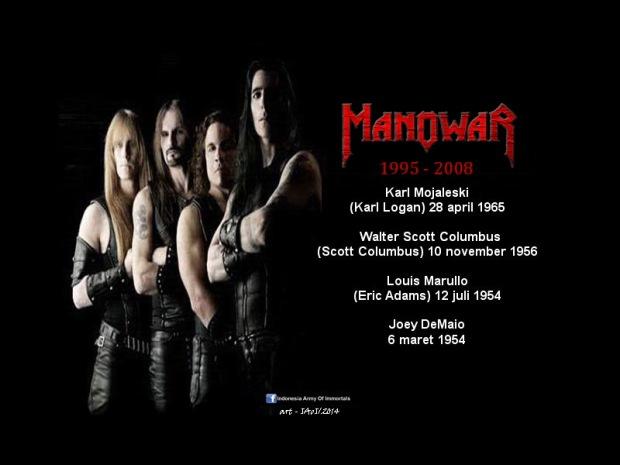 Indo ManOwaR - ManOwaR 1995-2008