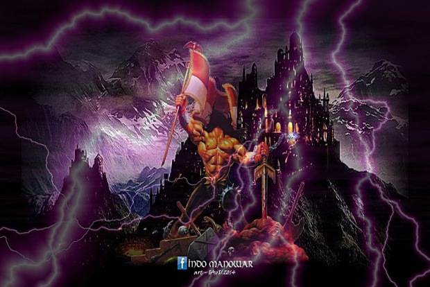 Wallpaper Indonesia Army Of Immortals - Castle Thunder