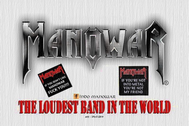 Wallpaper Indonesia Army Of Immortals - The Loudest Band In The World