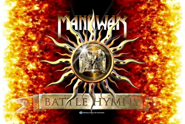 Wallpaper ManOwaR - Battle Hymns-2